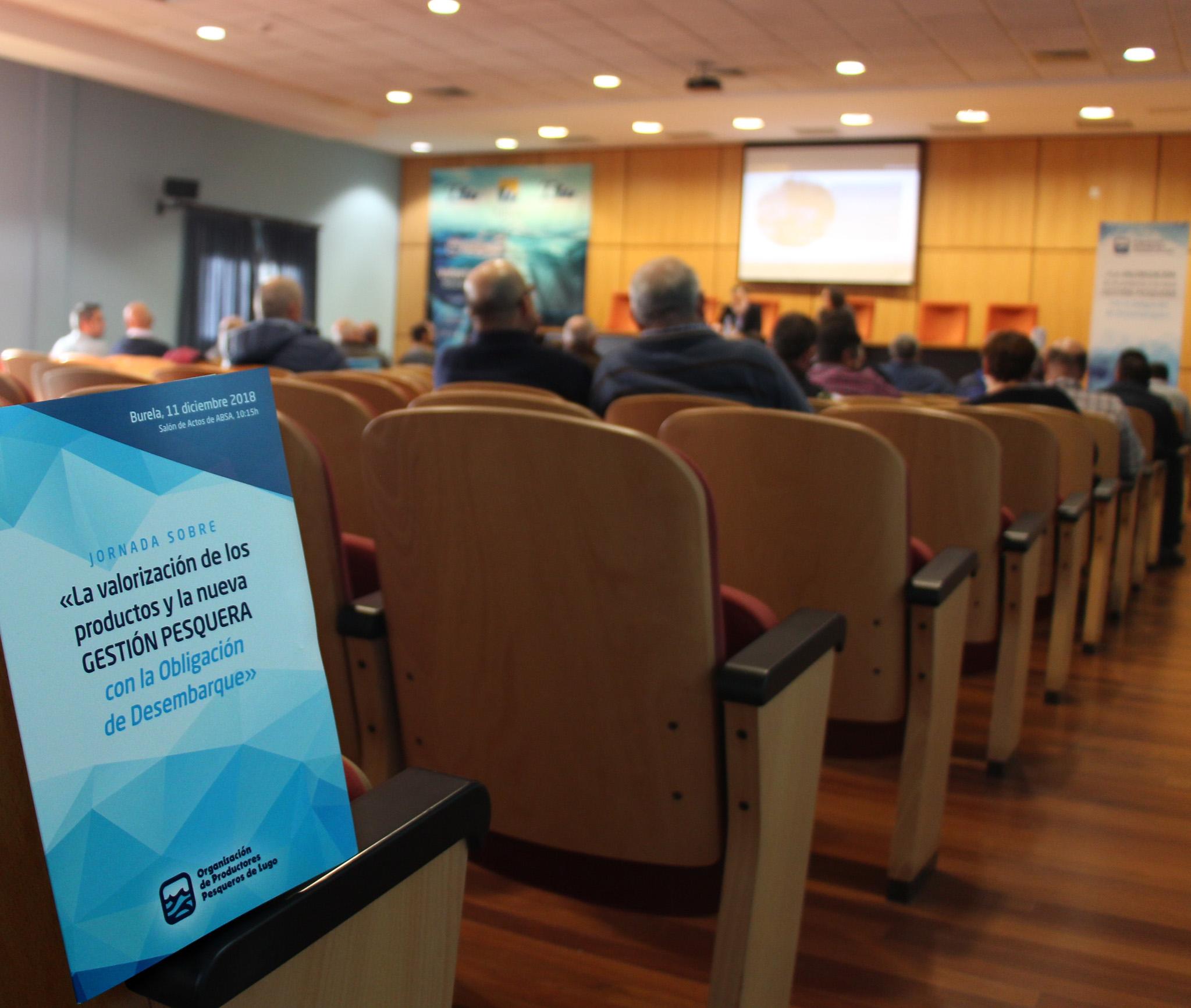 JORNADA VALORIZACION DESCARTES EN LA PESCA