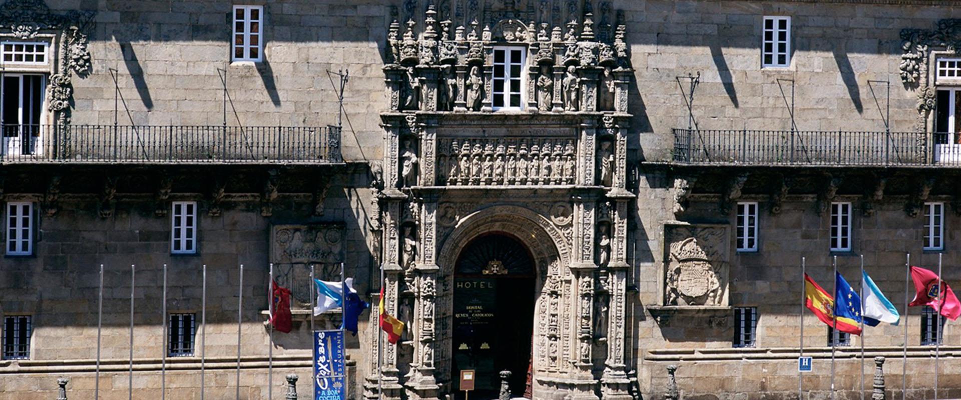 ETAPA 1: SANTIAGO DE COMPOSTELA