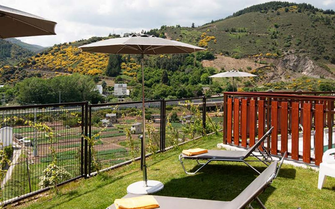 ETAPA 4: PARADOR DE VILLAFRANCA DEL BIERZO (CASTILLA Y LEÓN) EN EL CAMINO FRANCÉS