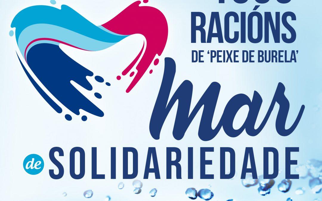 """ESTA NAVIDAD OPP LUGO Y ABSA DONAMOS MÁS DE MIL RACIONES DE """"MERLUZA DEL PINCHO DE BURELA"""""""